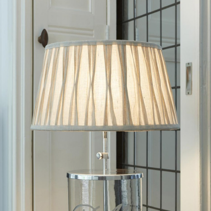 Cambridge Lampshade naturel 35x45 - 0
