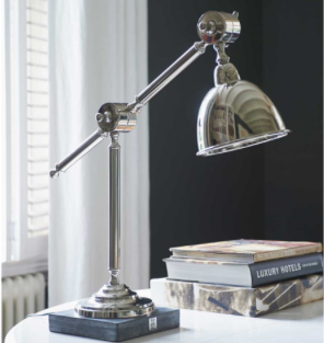 Governor Desk Lamp