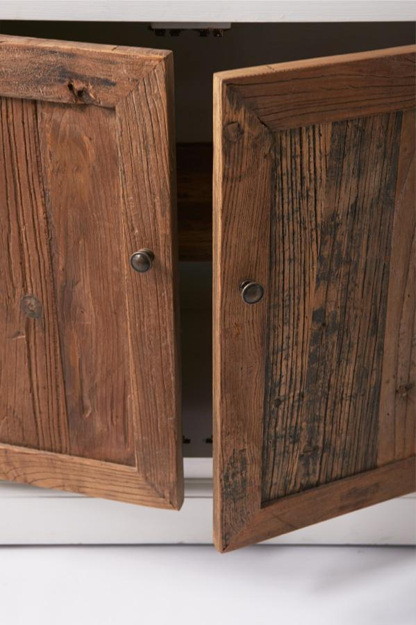 Driftwood Cabinet - 1