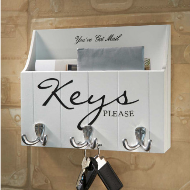 Keys Please Wall Organiser