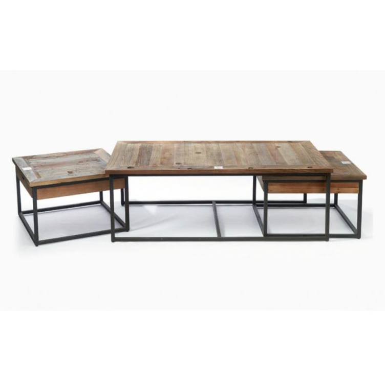 Shelter Island Coffee Table Set