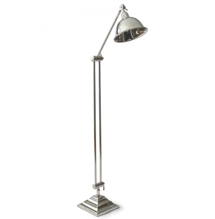 Langley Square Floor Lamp