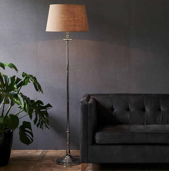 L`Hôtel Floor Lamp