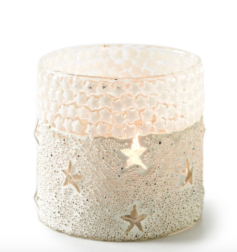 Happy Starfish Votive - S