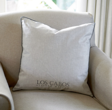 Los Cabos Zipper Pillow 50x50