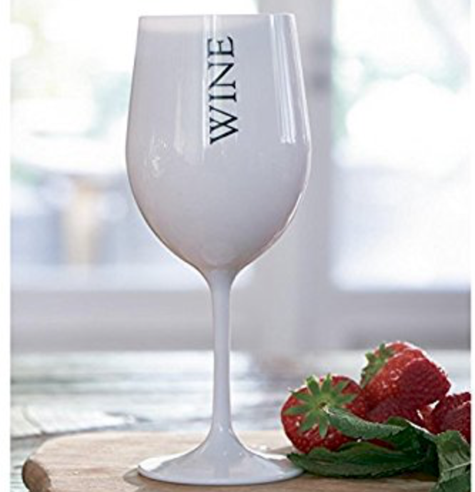 Summer Wine Glas Plastik