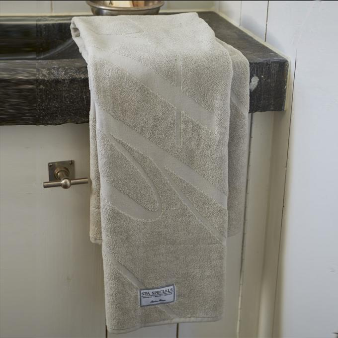 Spa Specials Bath Towel 140x70 stone