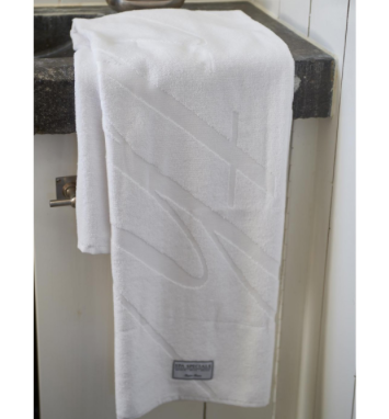 Spa Specials Bath Towel 140 x 70 pure white