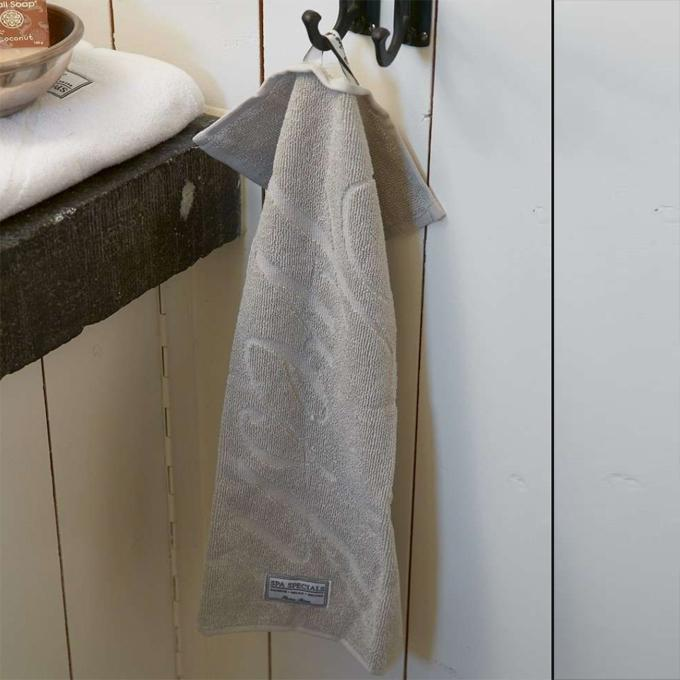 Spa Specials Guest Towel 50x30 stone