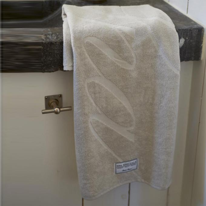 Spa Specials Bath Towel 100x50 stone