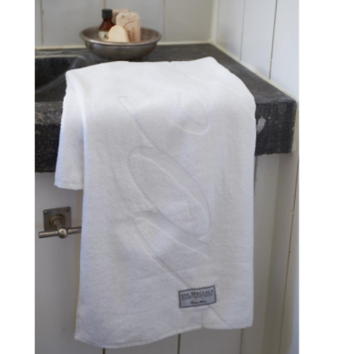 Spa Specials Bath Towel 100 x 50 pure white