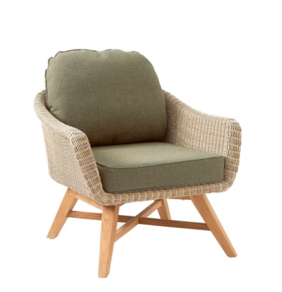 Outdoor St. Tropez Lounge Chair