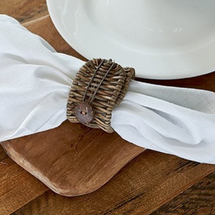 RR Folding Napkins Ring