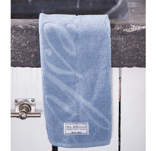 Spa Specials Guest Towel 50x30 steel