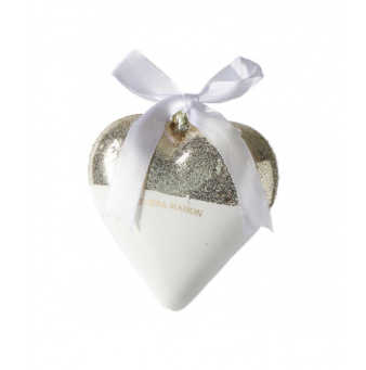 Milano Heart Ornament - 0