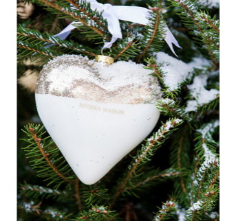 Milano Heart Ornament