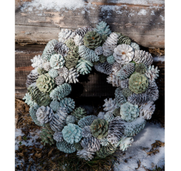 Magical Moments Wreath 35 cm