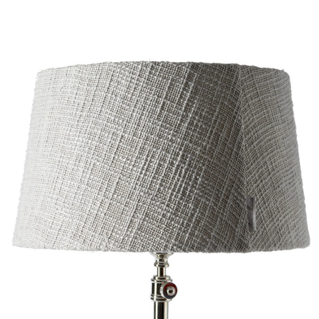 Classic Lampshade grey 35x20