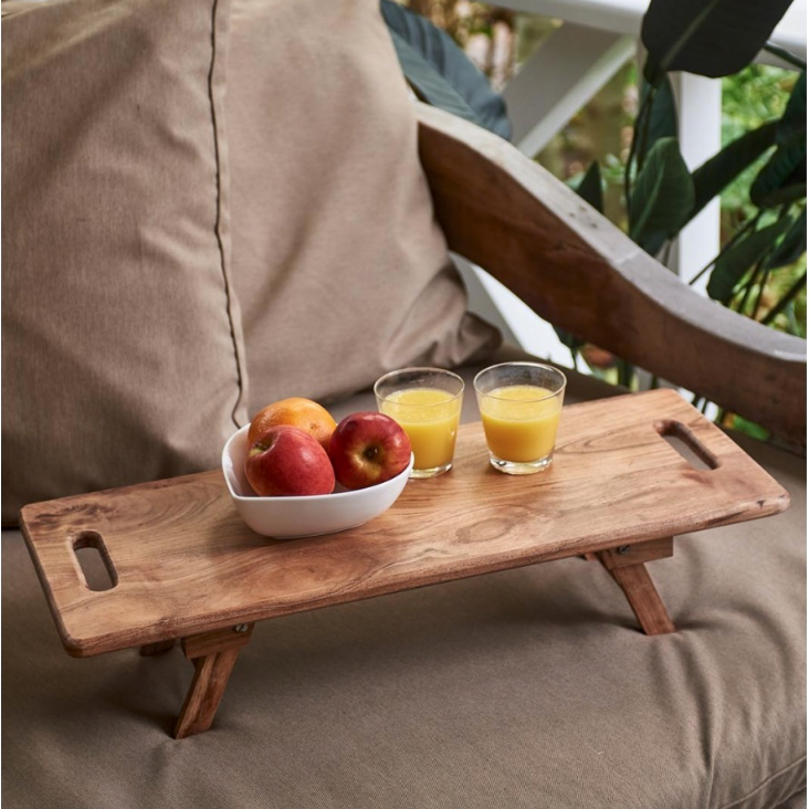 Rustic Resort Serving Tray