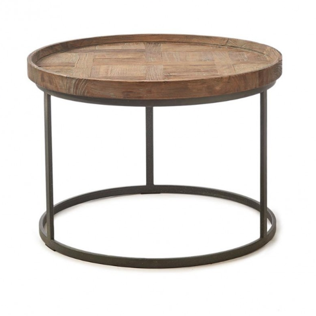 Flatiron Coffee Table 60 dia
