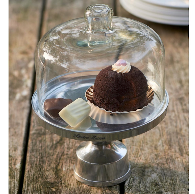 The Greenhouse Cake Stand M