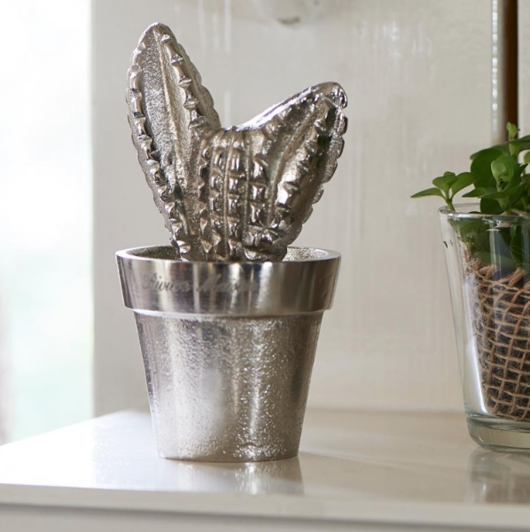Cool Cactus silver