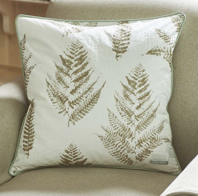 Pure Fern Pillow Cover 50x50