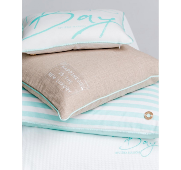 Long Bay Pillow blue 40x30 - 1
