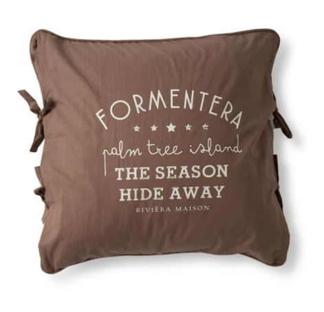 Formentera Hide Away Pillow 50x50