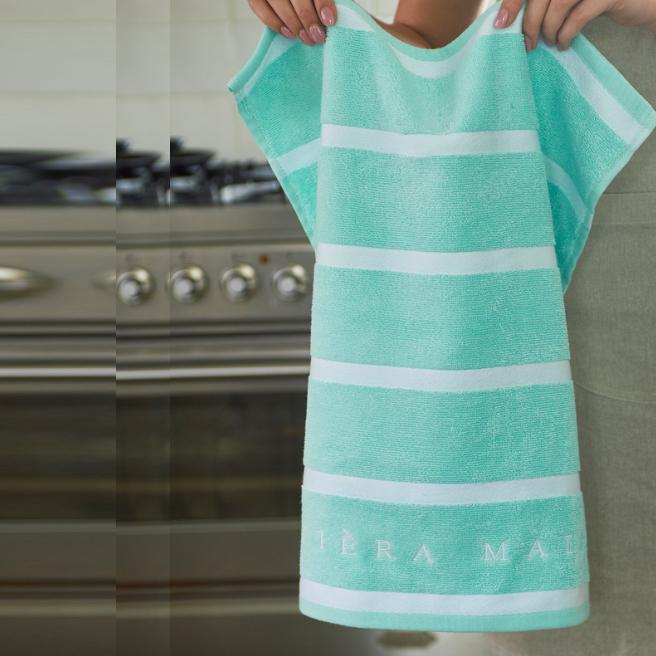 Kitchen Towel Breton Stripe