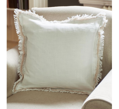 Cosy Casual Pillow white 50x50