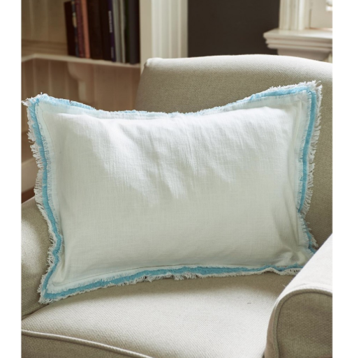 Cosy Casual Pillow white 65x45