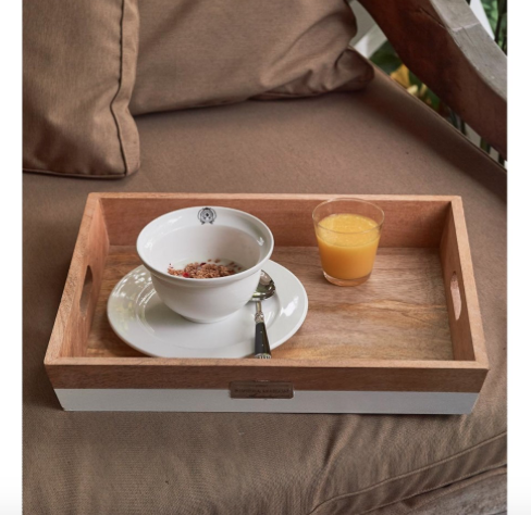 Rustic Resort Tray 45x35