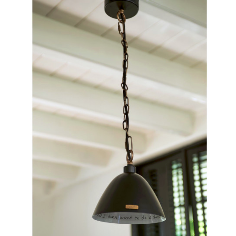 Hudson Square Hanging Lamp