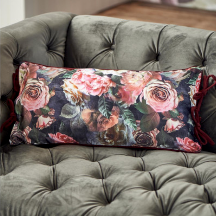La Scala Floreale Pillow 60x30