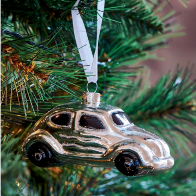 Christmas Beetle Ornament