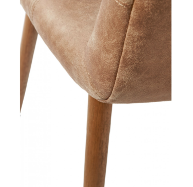 Duke Dining Chair Camel - 2