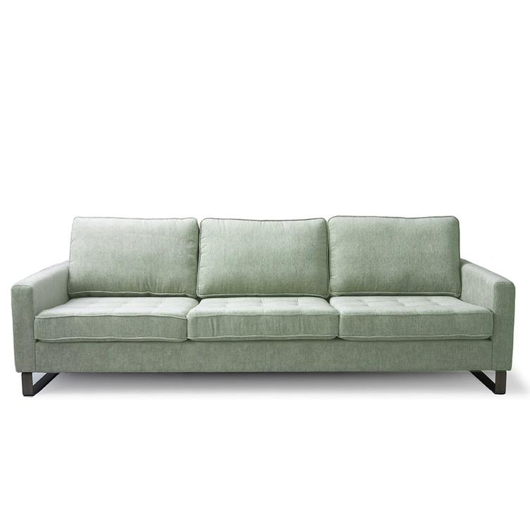 West Houston Sofa 3,5 s Mint