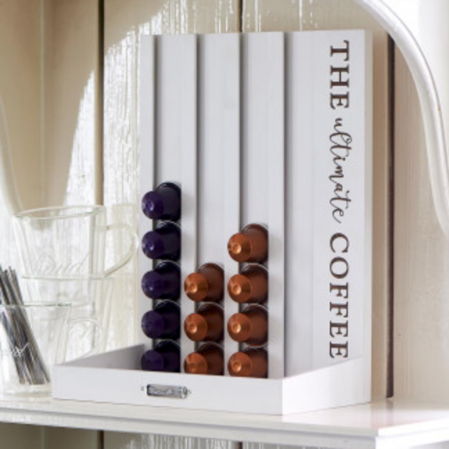The Ultimate Coffee Organiser