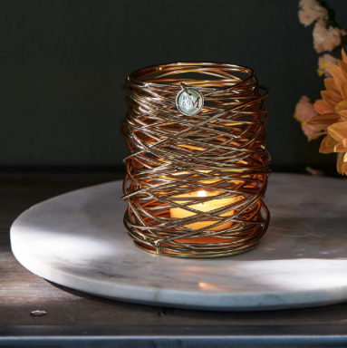 RM Luxury Twisted Wire Votive