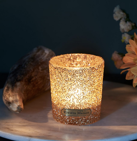 Gold Dust Sprinkle Votive S