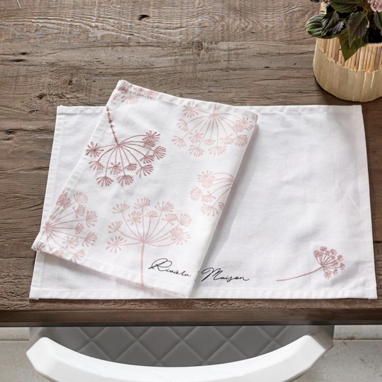 Fabulous Flora Placemat 2pcs