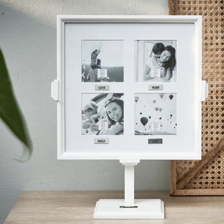 Love & Smile Multiple Photo Frame