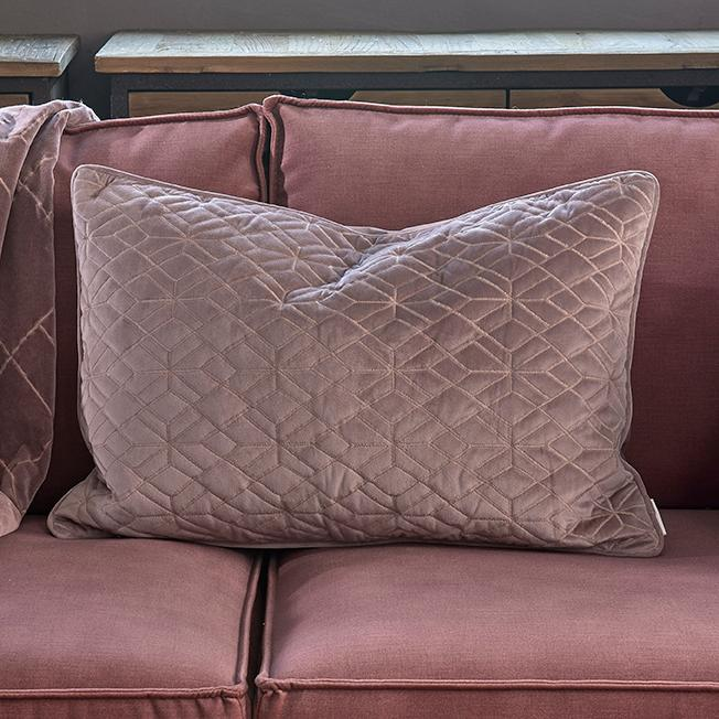 Ballad Mauve Pillow Cover 65x45