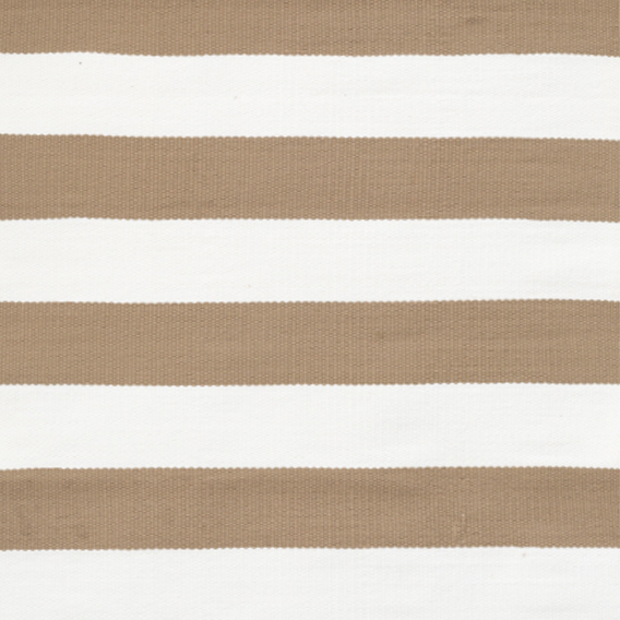 OUTDOOR Catamaran Stripe khaki/white 61x91